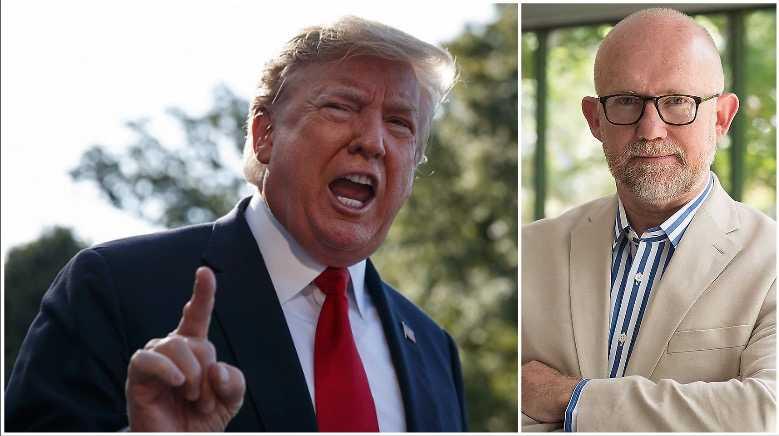 Donald Trump tog över Republikanerna och förvandlade det till en auktoritär, nationalistisk, rasistisk och korrupt rörelse, skriver förre partistrategen Rick Wilson. Nu vill han ha partiet tillbaka.