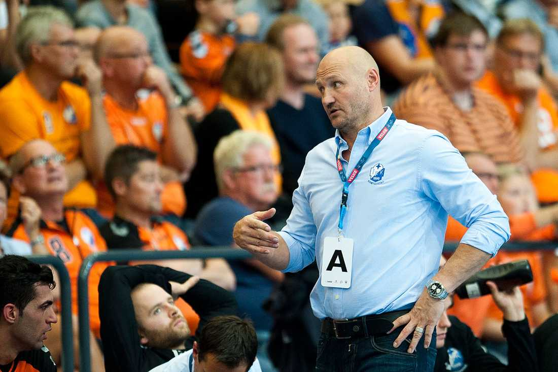 Ola Lindgren är tränare i IFK Kristianstad nu.