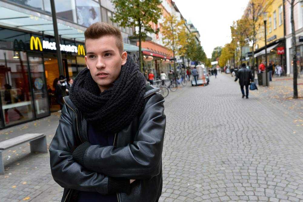 Mobbad i åratal Kristian Kabelacs blev mobbad under hela sin skoltid, från ettan ända till nian.