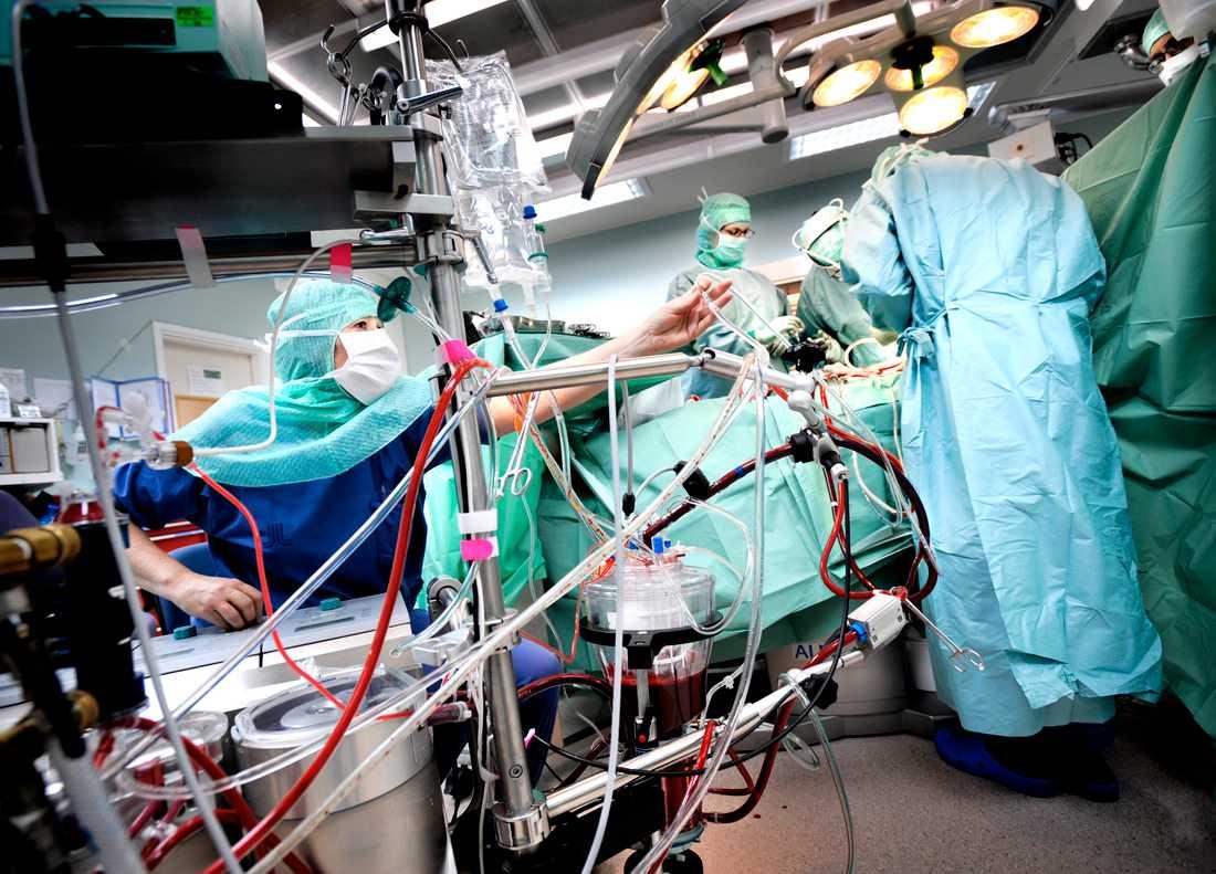 Hemorten kan avgöra ens chanser att överleva hjärtsjukdom. Arkivbild.