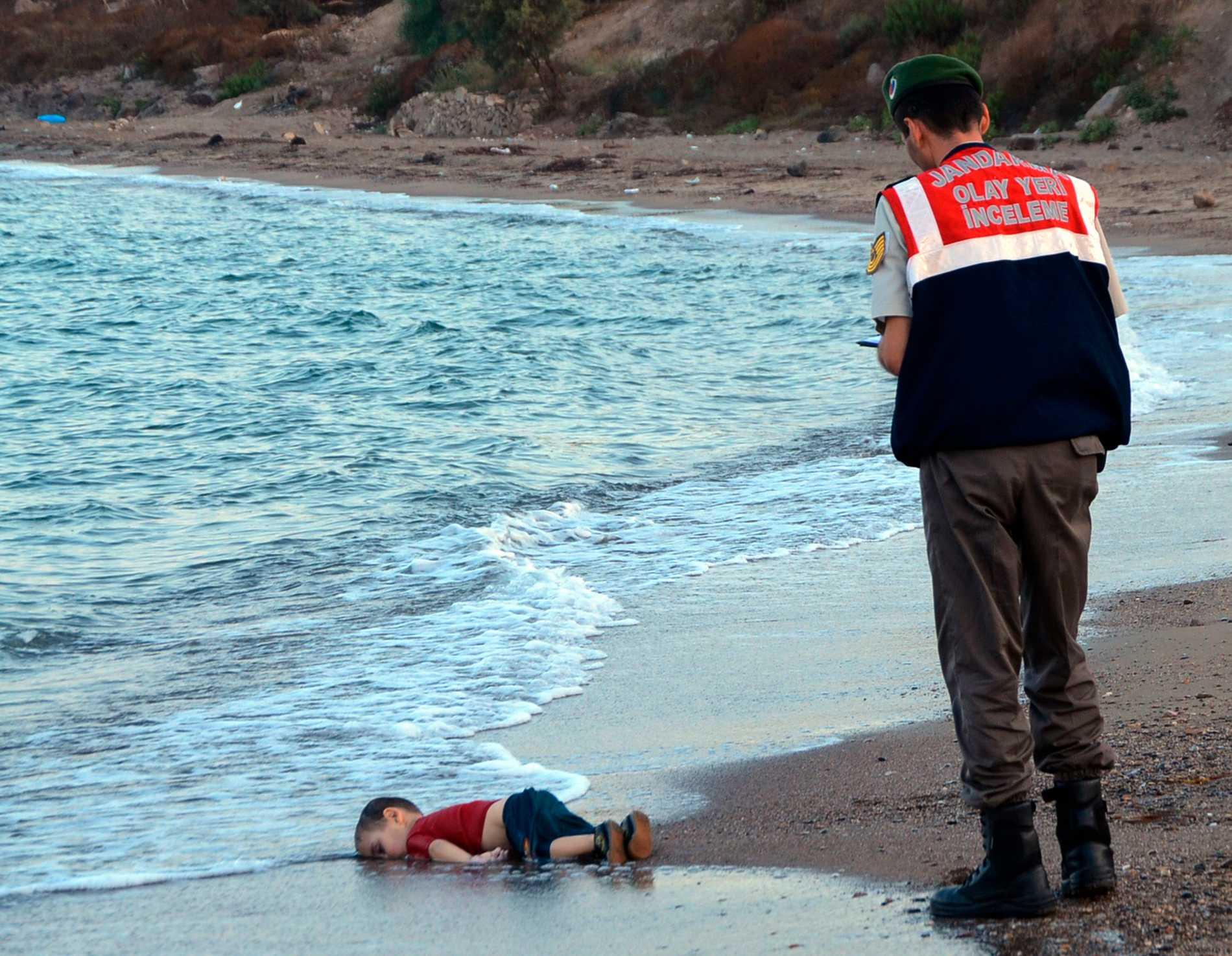 Bilden på Alan Kurdi skakade en hel värld.