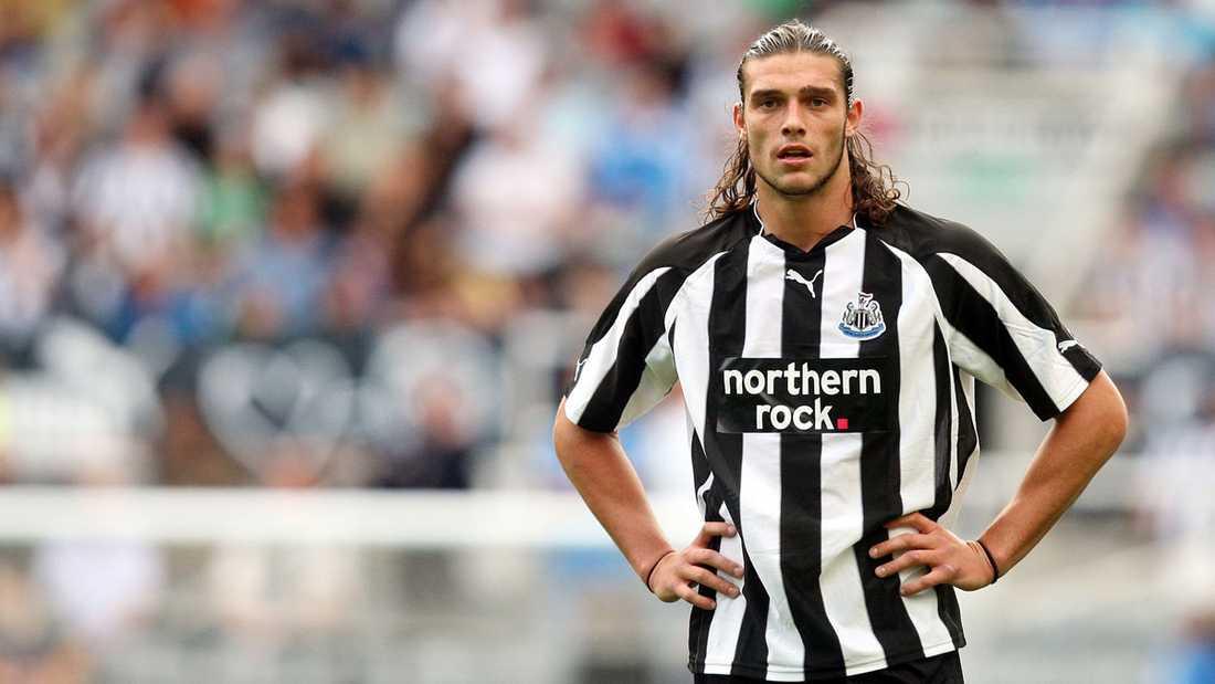 Andy Carroll hade helst stannat i Newcastle, hävdar han.