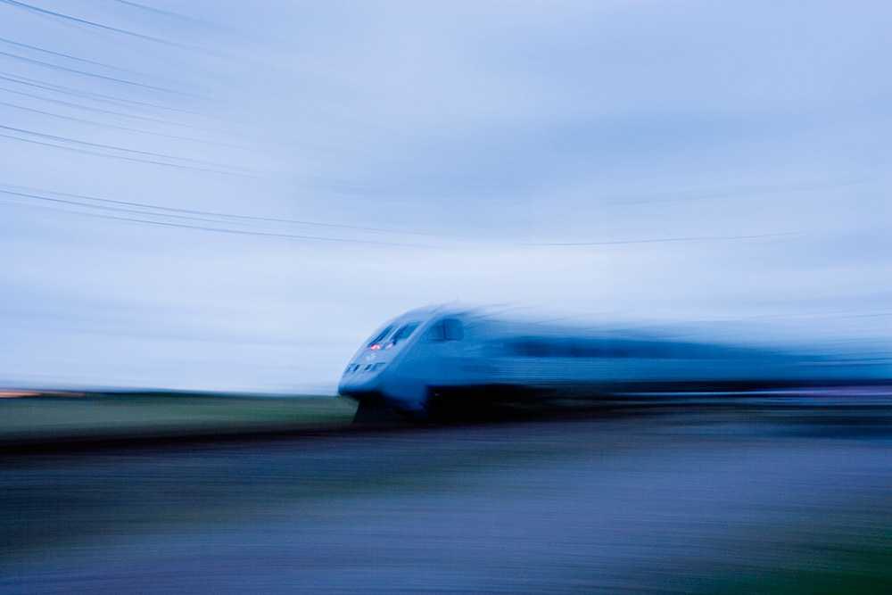 Trafikverket vill ha snabbare tåg.