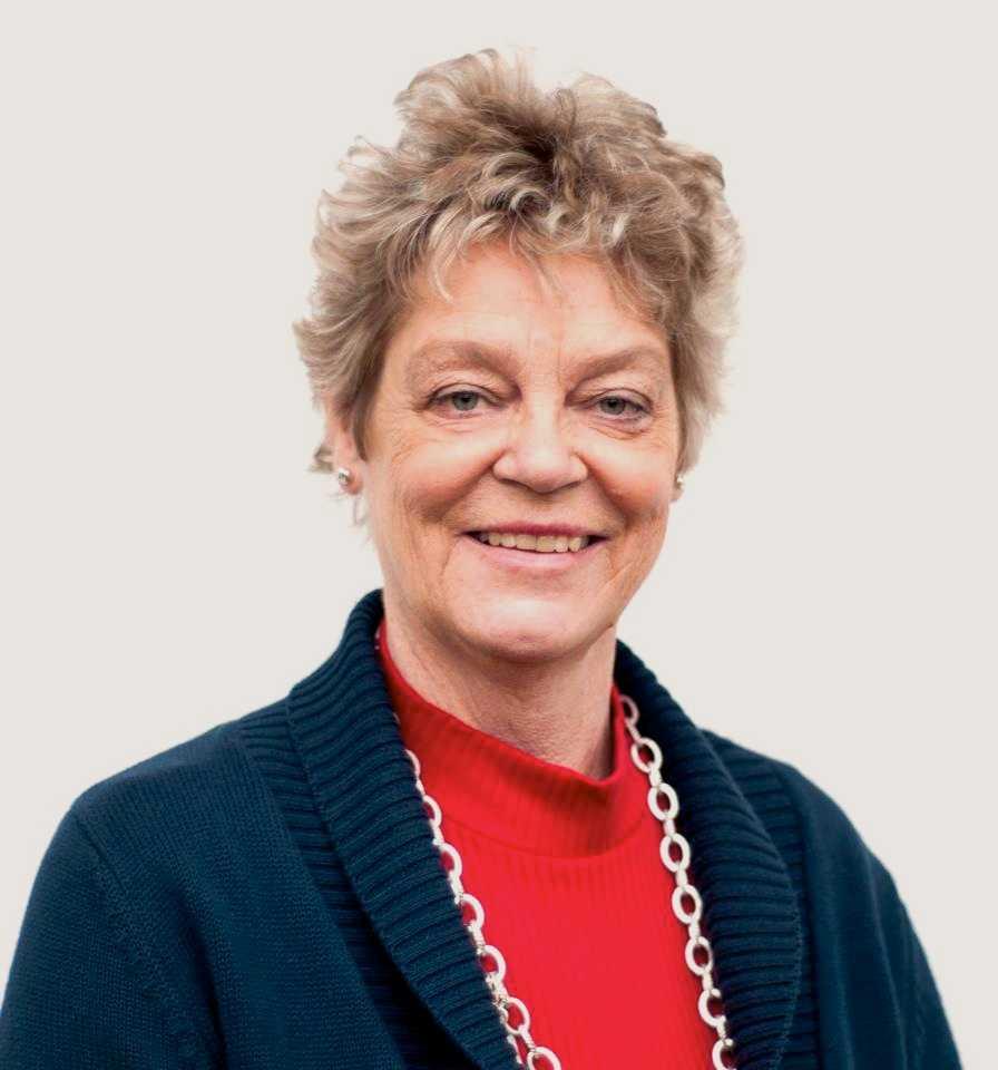 Katarina Johansson, ordförande i Nätverket mot cancer som betygsatt riksdagspartiernas budgetar för cancervården 2016.