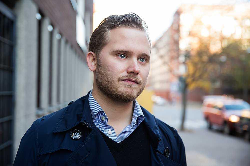 Henrik Vinge.
