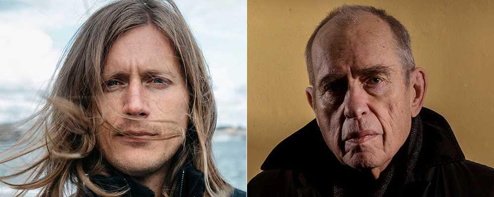 """Otto Gabrielsson har skrivit """"Vildhavre"""", där han riktar sig till sin far Jörn Donner."""