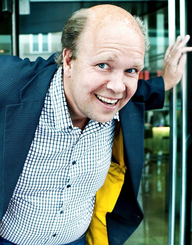 """Sveriges nästa app-miljonär? Lasse Kronér har många strängar på sin lyra. I torsdags släpptes spelet """"Anthill"""" som en applikation till smarta mobiler och läsplattor."""