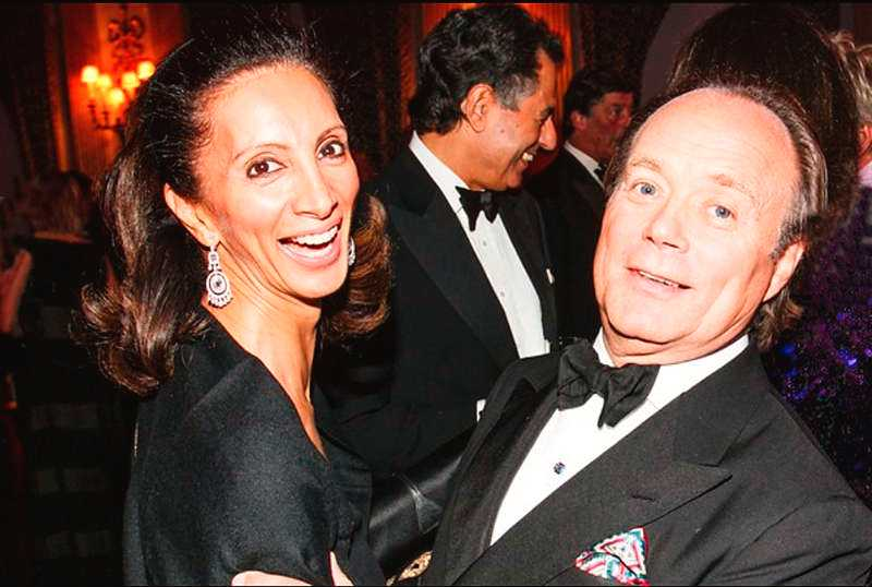 Aidan och Fizzy Barclay hör till en av Storbritanniens rikaste familjer, med en förmögenhet på 30 miljarder kronor.