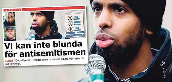 Rashid Musa svarar på kritiken.