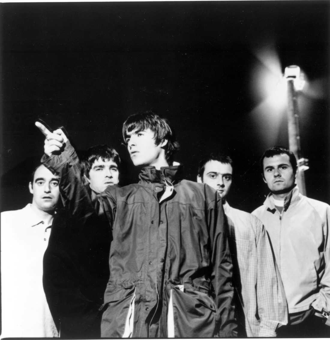 Oasis under sin storhetstid.