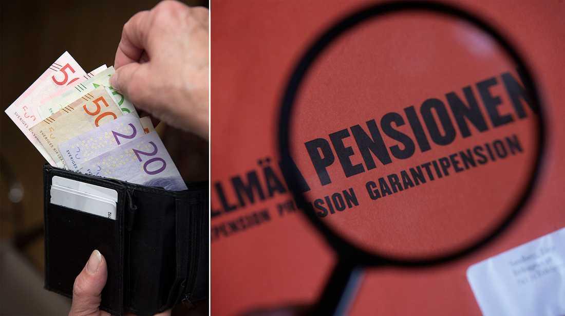 Tipsen för att höja din pension i sista stund.