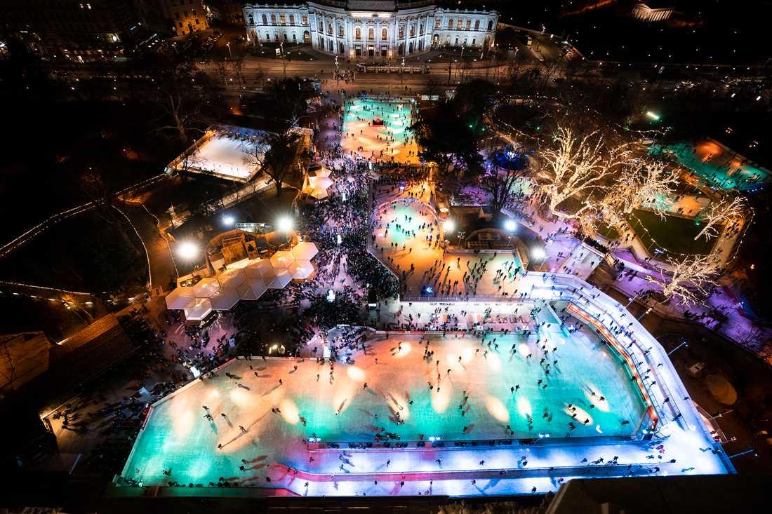 Förslaget att förvandla Folkets Park har fått inspiration av anläggningen i Österrike.