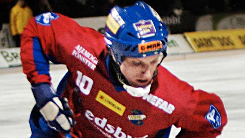 Matchvinnaren Daniel Liw.