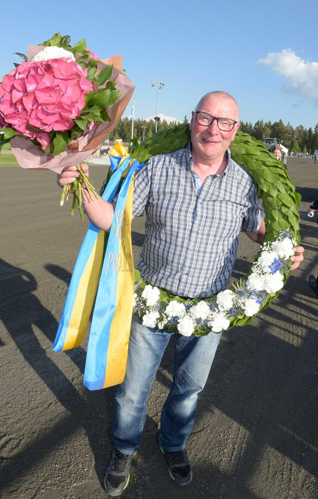Hans-Owe Sundberg valde att lägga körspöet på hyllan efter 50 år.