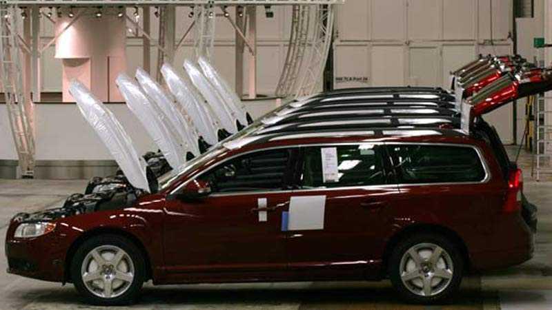 Gasdrivna Volvo V70 AFV Bi-Fuel är en av vinnarna.