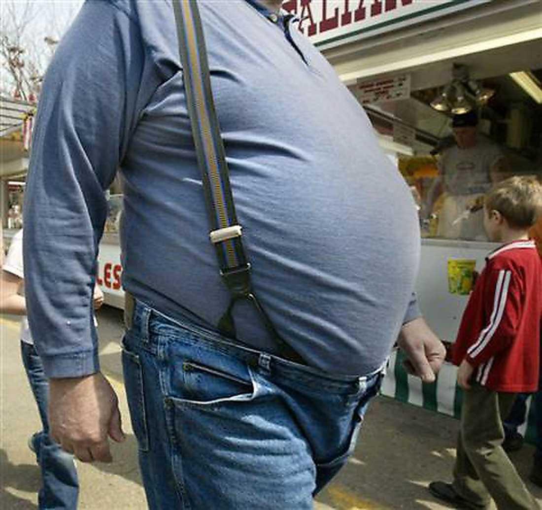 Danmark ska bli smalare I helgen höjde Danmark skatten på fettrik mat. Det är en ny lag som ska få danskarnas midjemått att bli mindre.