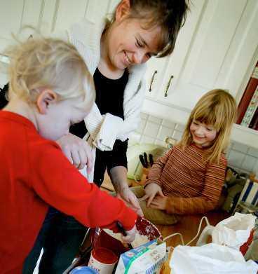 Söndags reporter Sofia Wadensjö Karén förde dagbok över sina barns sockerintag under en vecka. Och blev chockad.