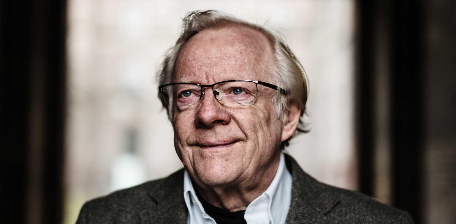 """I dag avslutar Göran Therborn kultursidans artikelserie """"Därför är jag vänster""""."""