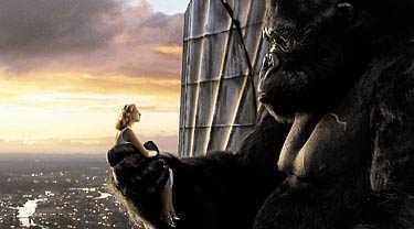 """jacksons jätteapa """"Sagan om ringen""""-regissören Peter Jackson har länge drömt om att få göra en ny """"King Kong"""". Nu har drömmen blivit verklighet."""