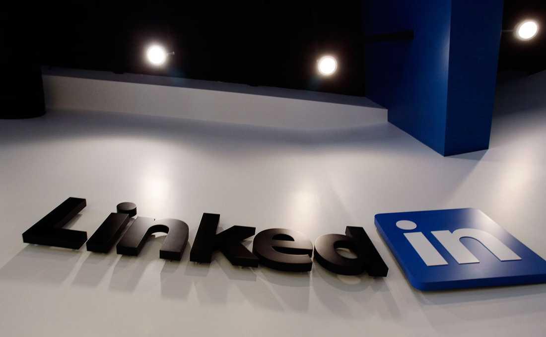 Över en miljon svenskar har en profil på Linkedin.