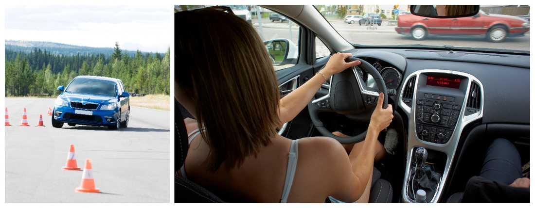 Snart kan arbetslösa få hjälp att ta B-körkort tackvare studielån.