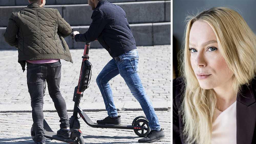 Fler städer sneglar mot Stockholm som vägledande i hur frågan om elsparkcyklar bör hanteras. Det är olyckligt när staden själva inte bedriver en politik med medborgarna i fokus, skriver juristen Anna Quarnström