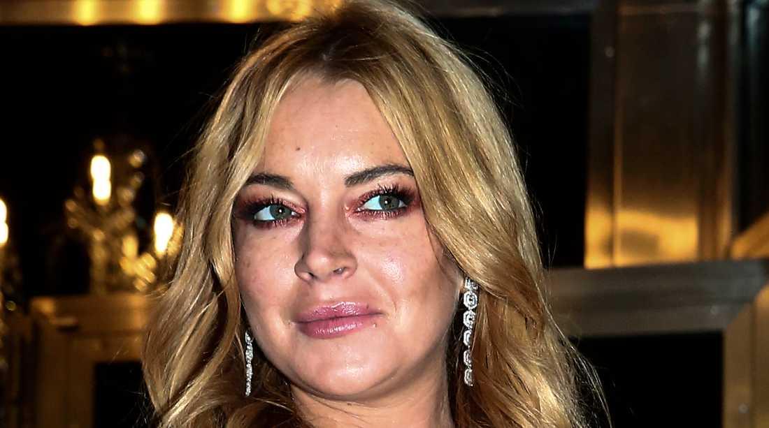"""Skådespelaren Lindsay Lohan har tänkt ut vad hon vill se i en """"Mean girls 2""""."""