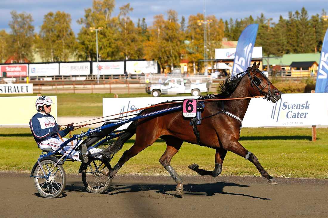 Nadal Broline lämnar Reijo Liljendahl