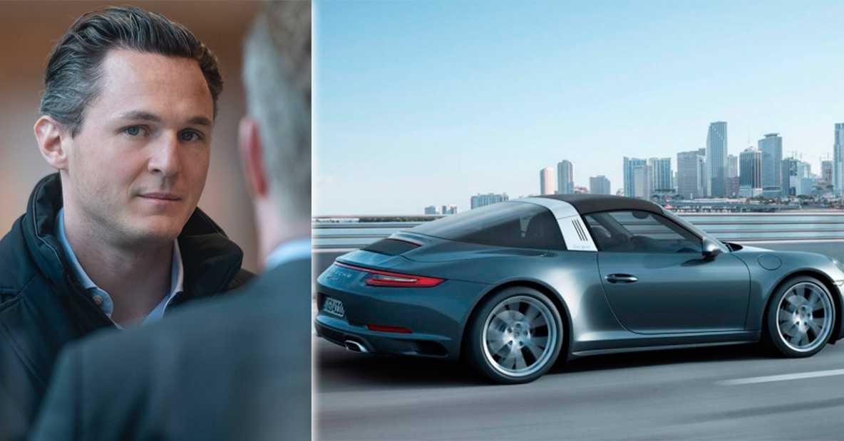 Ernstberger köpte sportbil bara dagar innan domen