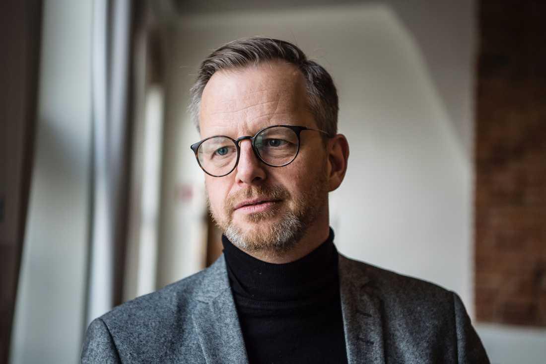 Mikael Damberg (S) säger att det är viktigt att uppmärskamma hjältar.