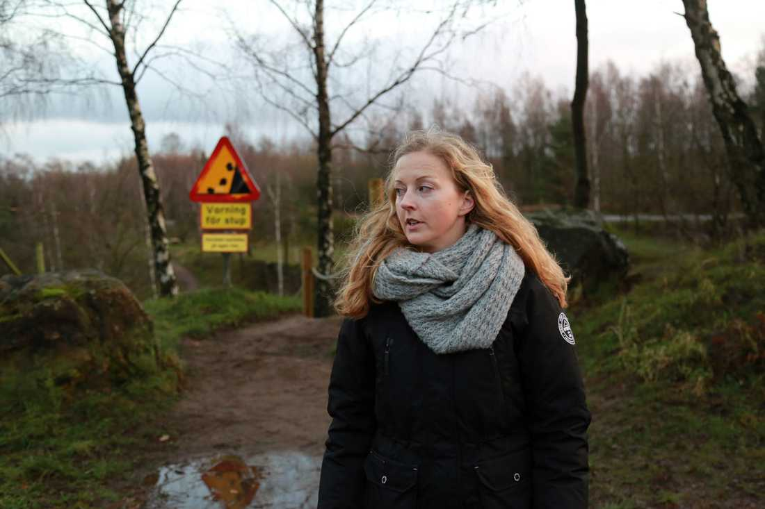 Åklagare Helena Lundström.