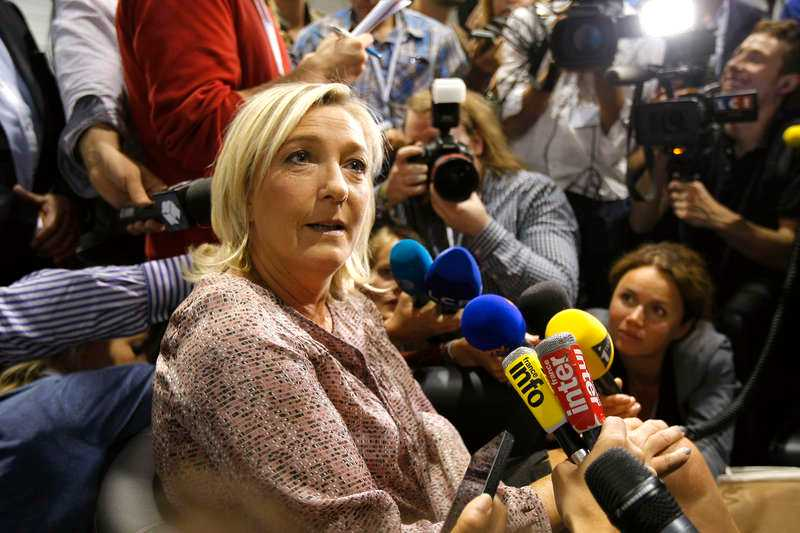 Behöver nya svar. Marine Le Pens högerextrema Front National vann lokalvalen i elva franska städer. Europa är i desperat behov av nya politiska svar.