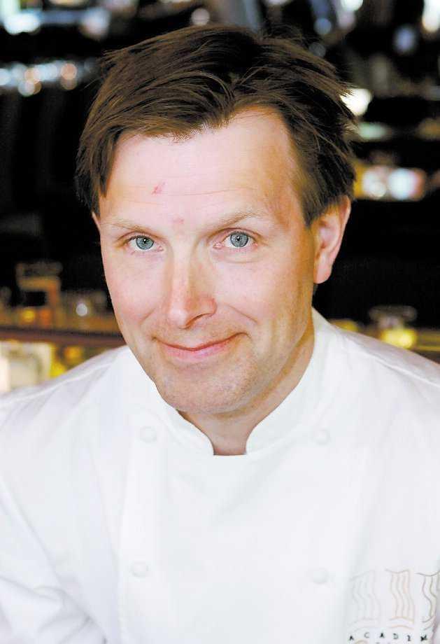 Melker Andersson är en av ägarna till krogen Kungsholmen.