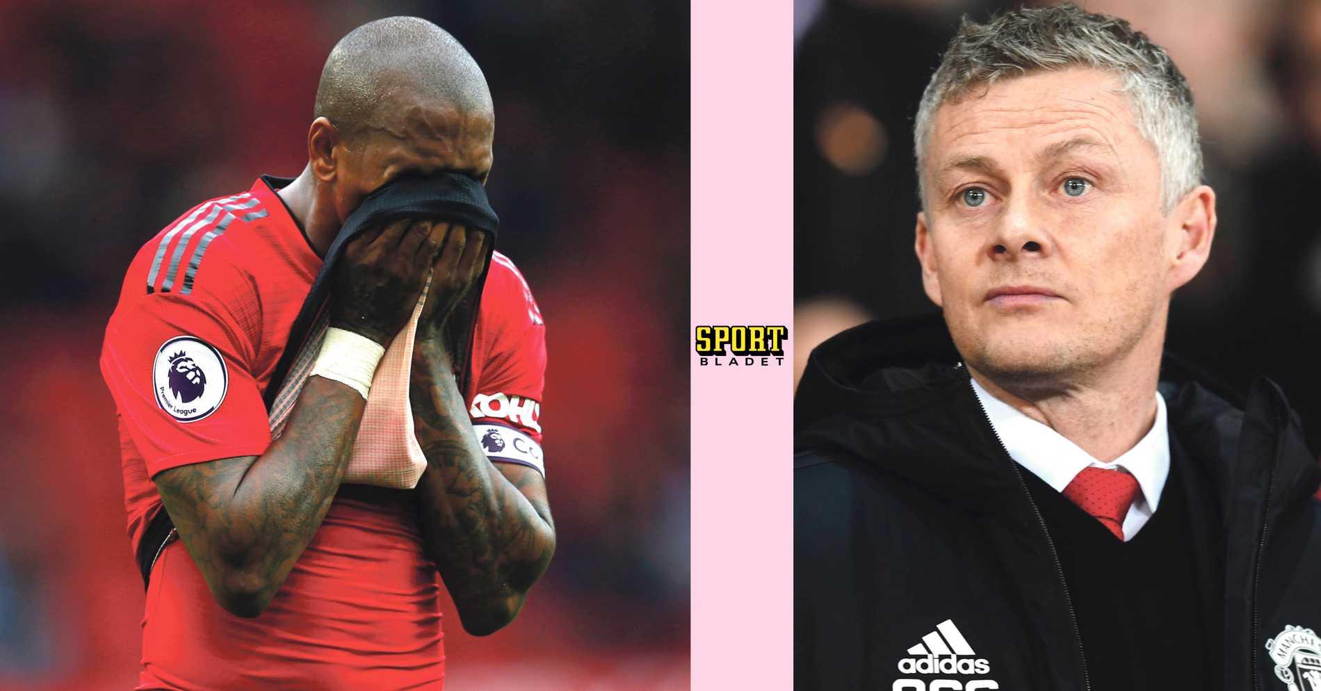 Unitedspelaren utbuad av fansen – försvaras av Solskjaer