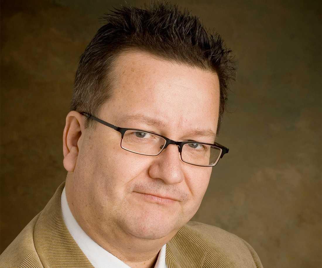 Socialdemokrat och proffstyckaren Stig-Björn Ljunggren, rådgivare till Advisory Board.