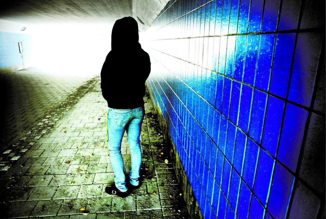 DRÖMMER MARDRÖMMAR Anna, 21, blev brutalt överfallen av