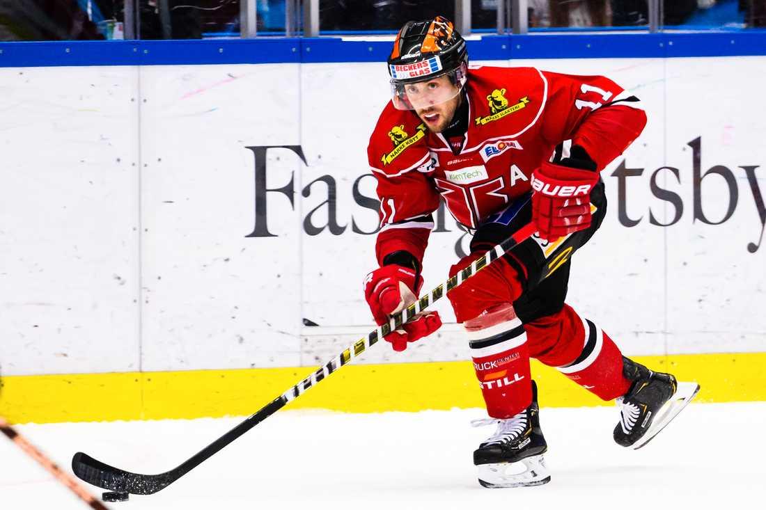 Aaron Palushaj lämnar Örebro.