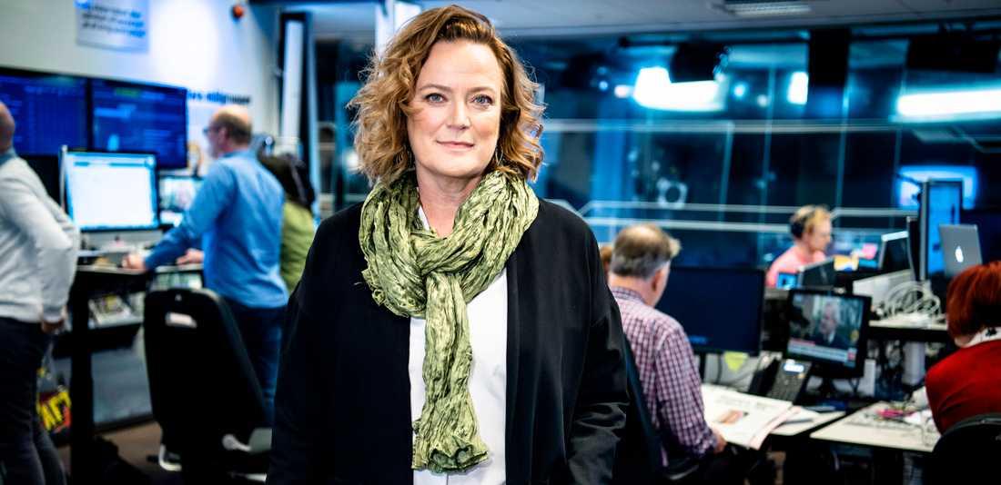 Aftonbladet publisher LenaKSamuelsson.