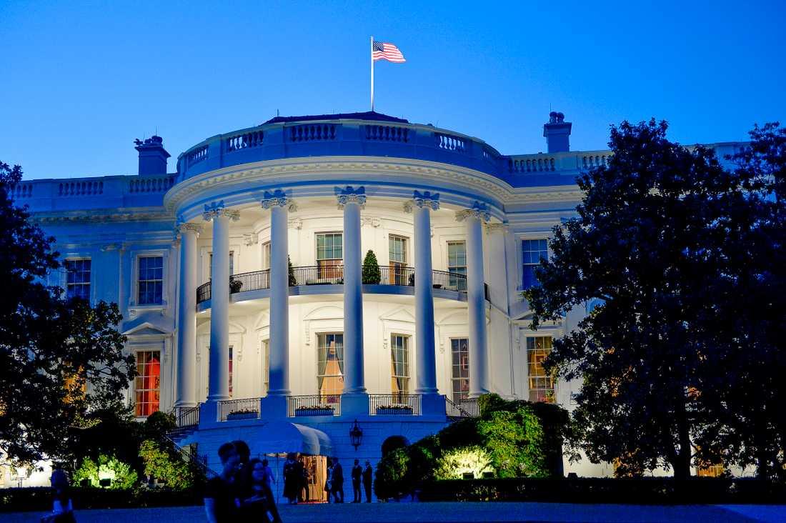 Vita huset är egentligen inte knutet till makten.