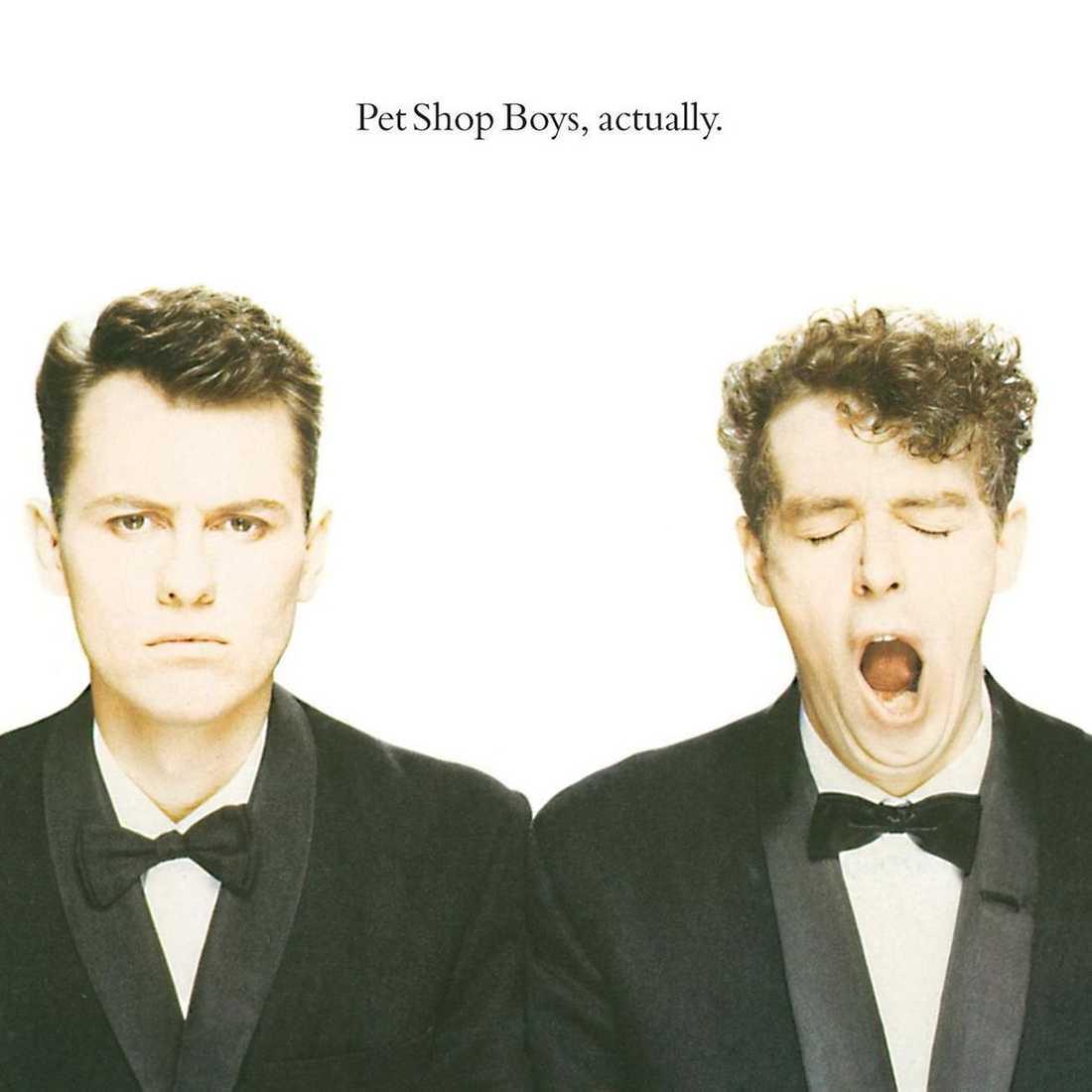 """Lyssna också på: """"Actually"""" och """"Introspective"""" med Pet Shop Boys. Två av de sjutton bästa album som har gjorts."""
