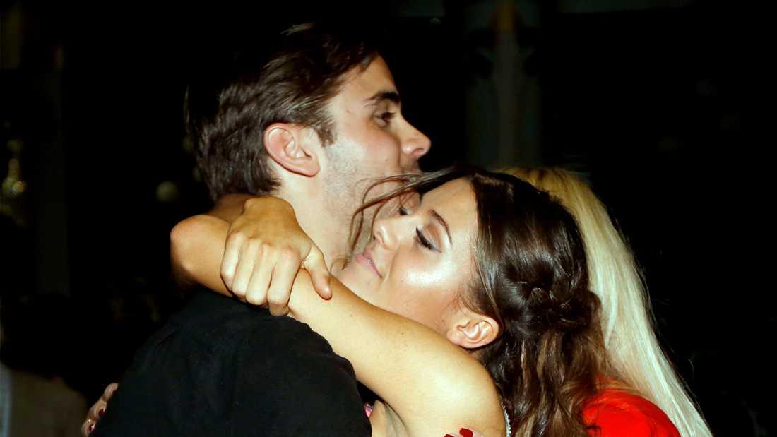 Bianca Ingrosso och Philippe Cohen.