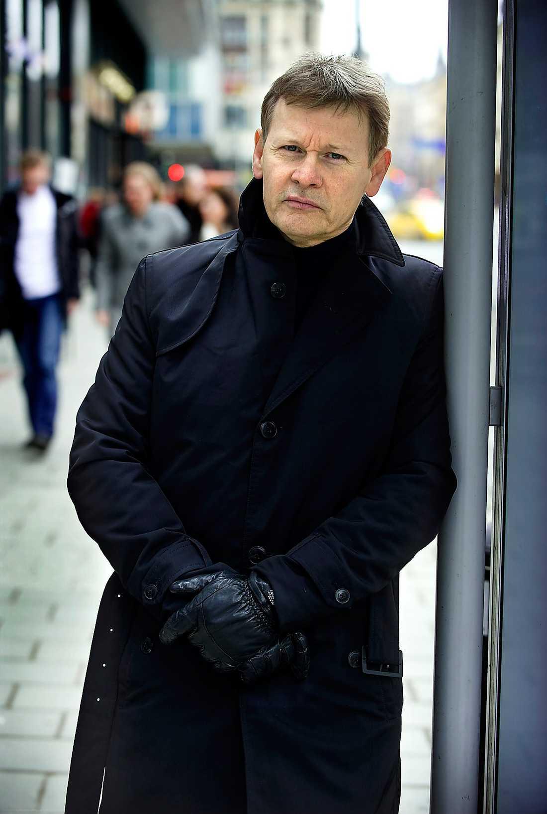 Professor Sven Å Christianson. Foto: TT