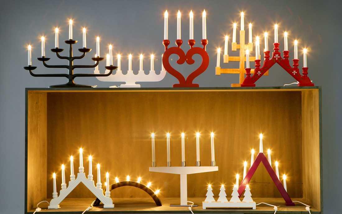 Ljus i mörkret: i dag är det första advent – en tid för fasta och botgörelse.