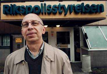 """hård kritik Johannes Knutsson, professor vid polishögskolan i Oslo, tog fram en rapport åt BRÅ som Ann-Marie Begler försökte stoppa. """"En regelrätt skandal"""", säger han."""