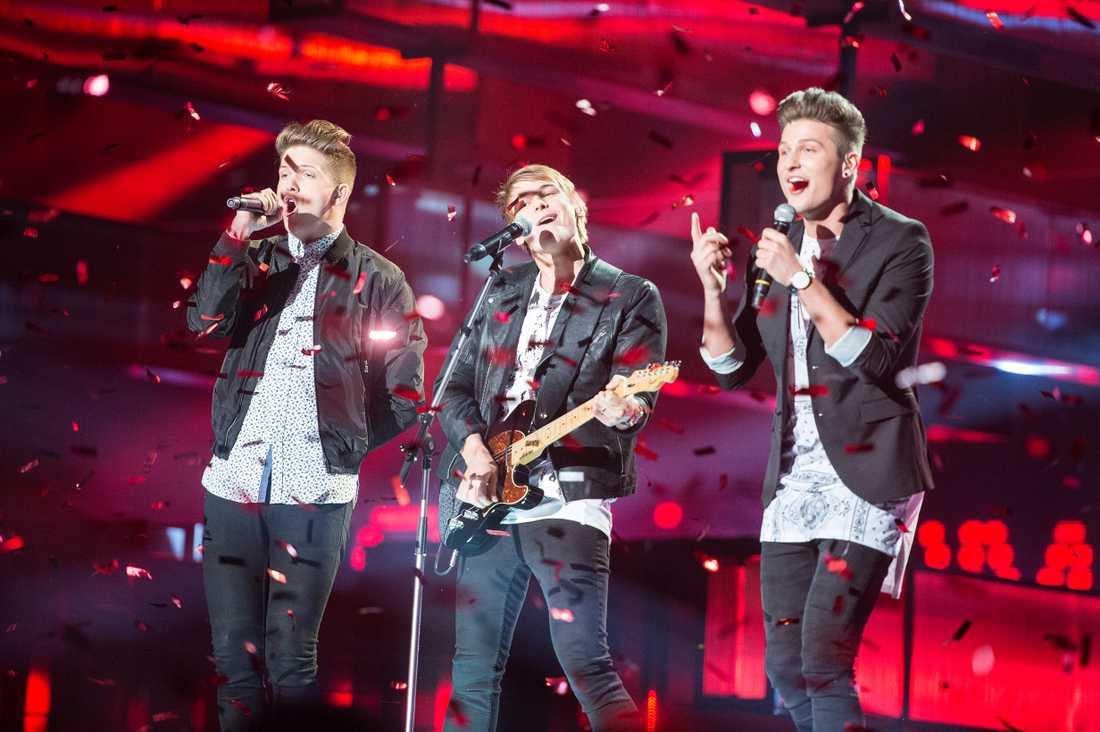 I kväll uppträder de i Örebro.