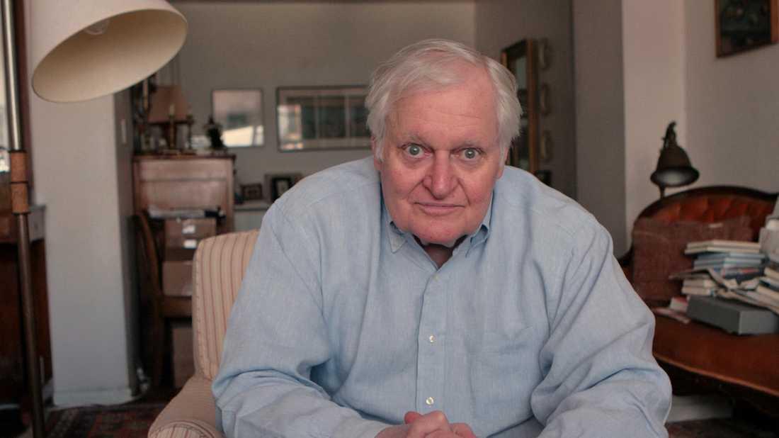 John Ashbery dog förra året vid 90 års ålder.