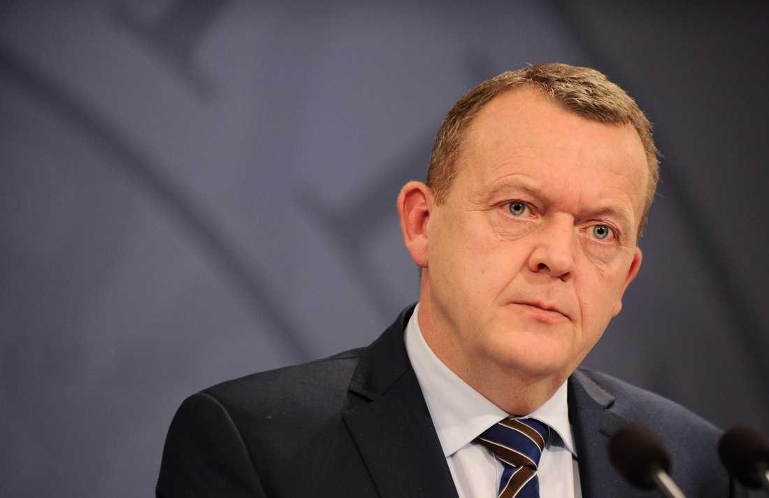"""""""Ovärdigt"""", anser en lokalpolitiker inom Venstre om hur avgångne partiordföranden Lars Løkke Rasmussen behandlats av sitt parti. Arkivbild."""