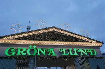 Nöjesparken Gröna Lund såldes i går.
