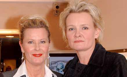 Eva Dahlgren är extramamma åt hustrun Efva Attlings två söner som hon har med exmaken Niklas Strömstedt.