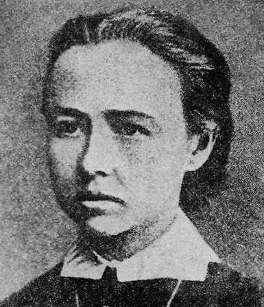 Sofia Perovskaja mördade tsar Alexander II 1881.